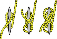 knot,illustration,cleat,hitch